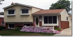 windows and Siding job in Sterling Heights